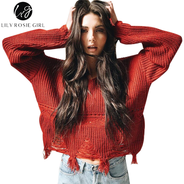 Conmoto Year-end Women Sweater Long Sleeves Pullovers Lace up Zipper Sweater 4 Kinds of Sweater for Women