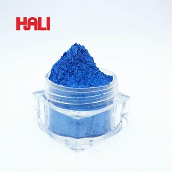 Pigment perłowy pigment perłowy pigment perłowy kolor magiczny niebieski pozycja 6425B waga netto 20gram wysyłka gratis tanie i dobre opinie HALI Luźne Farby akrylowe Szkło Płótno Papier magic blue crystal pearl 600mesh Jiangsu China paint coatings printing ink plastic nail polish