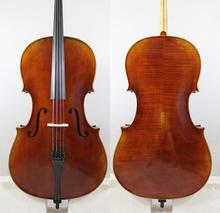 Alessandro Gagliano 1704 Copy 4/4 Cello Master level!European Wood!+ Free Case, Bow, Rosin,Shipping!