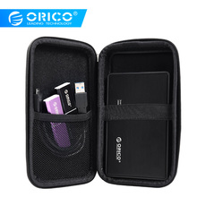 ORICO PHE-25 2.5 Inch External Hard Drive Carrying Case Electronics Acc