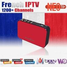 Français IPTV NEOTV AVOV TVonline + Android TV Box Europe Arabe Français IPTV Compte Streaming IPTV Boîte Adulte Chaînes en Charge