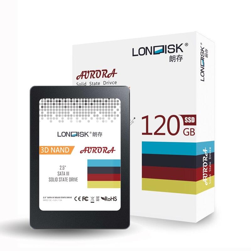 Londisk SSD 120 ГБ 240 ГБ SATA3 hdd ssd Внутренний твердотельный диск B жесткий диск SSD Sata3 2,5 для ноутбуков настольных ПК