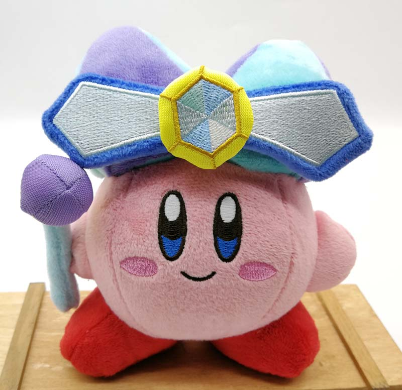 REAL Set of 2 Little Buddy Adventure Meta Knight /& Kirby Plush Doll Toy