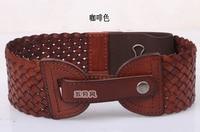 High Quality 100 Cowskin Leather Designer Belts Women Carved Retro Strap Cintos Ceinture Female Women Elastic