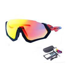 Men Woman Ultralight Polarized Cycling Glasses Replaceable Lens Outdoor Goggles Fashion Anti-UV Sunglasses with 2 PC Spare