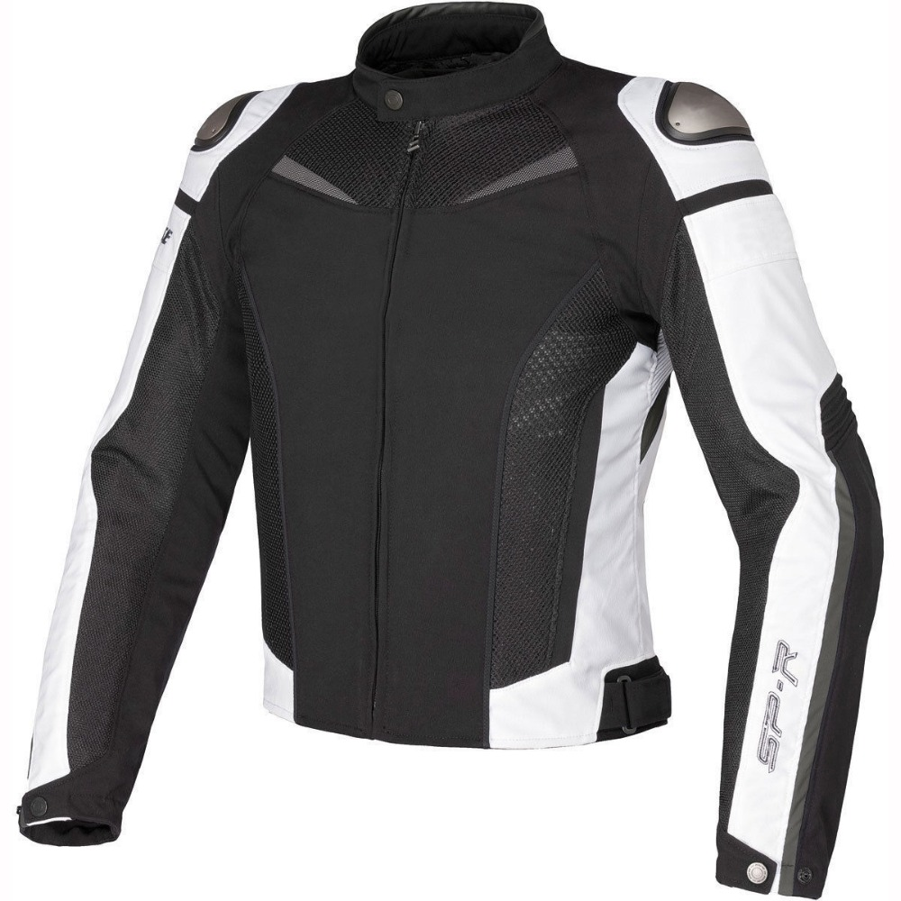 SUPER SPEED Titanium Super Speed Textile Jacket Motorcycle Dain jacket цена