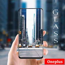 GFAITH For Oneplus 7 Pro Tempered Glass Screen Protector 9H Glass For Oneplus 7 Film Full Screen Protective Cover Case
