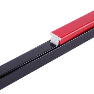 Image 4 - KAIDS ברזל צבע יחיד לדחוף מוט מנעול שער בורג אש בריחה דלתות מנעול נגד פאניקה מכשיר בר נעילת יציאת push בר דלת אש