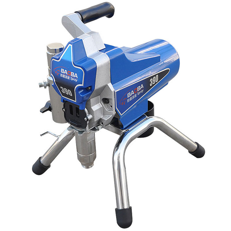цена на High Pressure Airless Wall Paint Spray Gun Sprayer Machine spraying machine M390