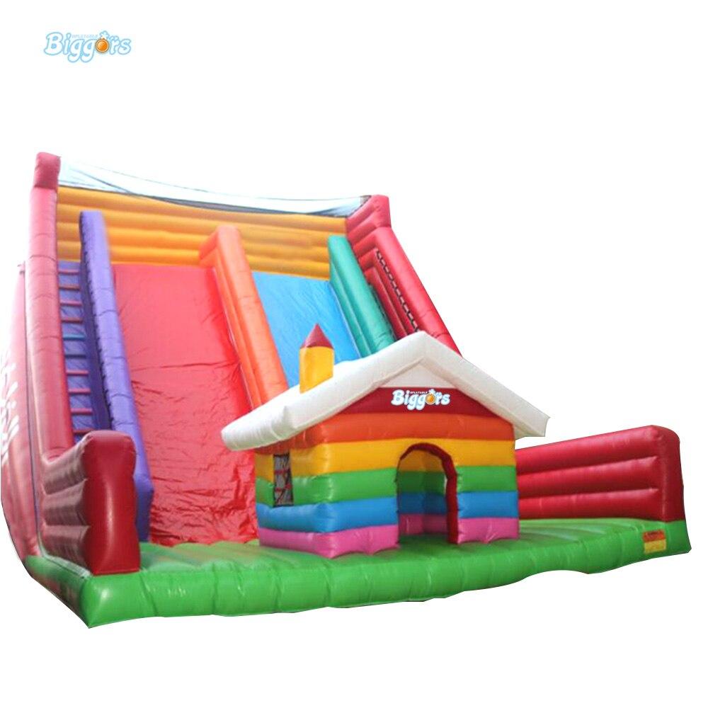 Biggors amusement inflatable jumping castle inflatable slide bouncy house inflatable water slides