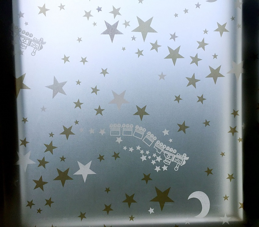 Window film lowes trendy cheap stained glass window film for Window film lowes