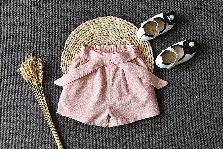 conjunto abacaxi impresso tops shorts da criança do ano novo crianças ternos