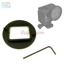 52 Lens filtre adaptörü GoPro Hero 5 için 6 7 siyah Hero5 Hero6 Hero7 eklemek için CPL UV Starlight renk yumuşak yakın çekim filtreler 52mm
