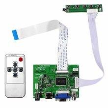 HDMI VGA AV ACC وحدة تحكم بشاشة إل سي دي مجلس AT070TN83 7 بوصة 800x480 شاشة LCD