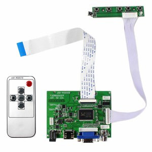 Image 1 - HDMI VGA AV ACC LCD Controller Board AT070TN83 7inch 800x480 LCD Screen