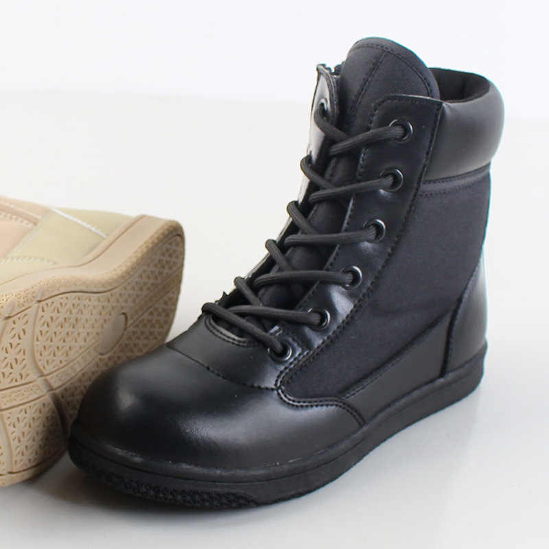 Kinderen Militaire Tactische Boot Outdoor Reizen Wandelen Sport Schoenen Kids Ademende antislip Sneakers Waterdichte Camping Schoenen