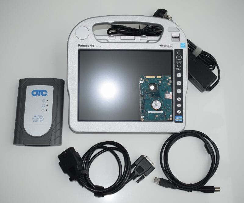 GTS TIS 3 OTC scanner For Toyota OTC Latest V13.00.22 For Toyota IT3 GTS OTC Scanner sof ...