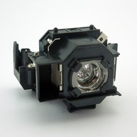 Replacement Projector Lamp ELPLP33 For EPSON EMP TW20 EMP TWD1 EMP S3 EMP TWD3 EMP TW20H