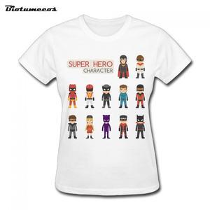 e2840ee179977 Biotumecos Plus Size T-Shirts Women Clothes 100% Cotton