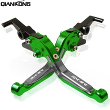 Motorcycle CNC Adjustable Brake Clutch Levers handle Motorcycle Accessories For KAWASAKI ZX9R ZX-9R 1998 1999 1998 1999 ZX9R цена и фото