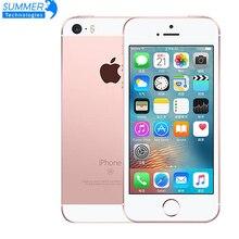 Fingerprint Apple iPhone SE Mobile Phones celular Original U