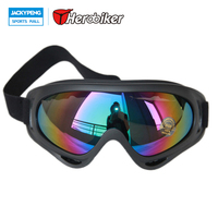 New Snowmobile Bicycle Motorcycle Ski Goggle Eyewear Protective Glass Lens