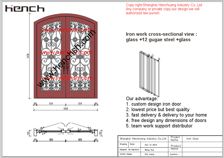 Hench private design luxury villa wrought iron entry doors v t3Online Get Cheap Luxury Entry Doors  Aliexpress com   Alibaba Group. Luxury Entry Doors Design. Home Design Ideas