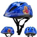 Blue New Bike Half Helmet Kid Adjustable Protective Bike Cycling Roller Skating Scooter Safety Helmet For Children Helmet