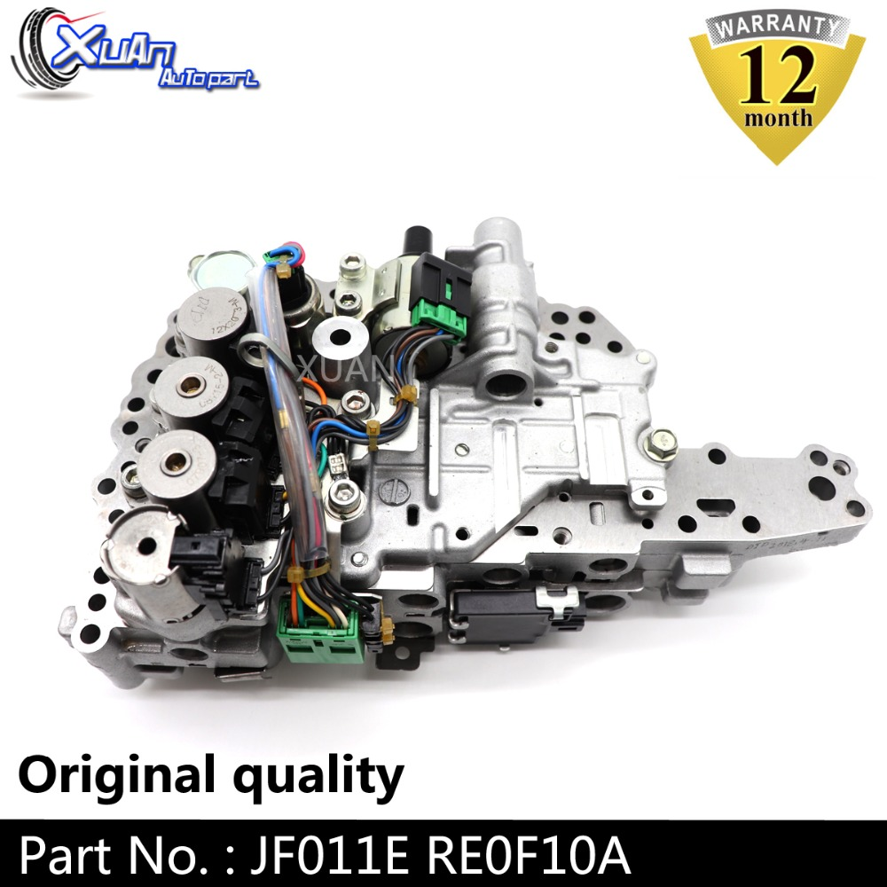 Special Offer] Tested JF011E RE0F10A F1CJA Transmission