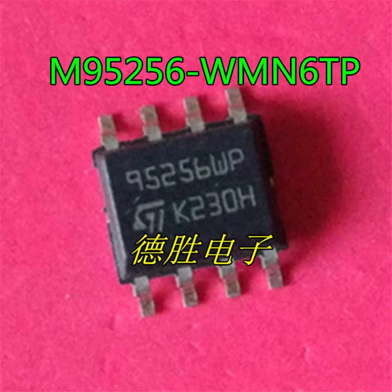 50PCS/LOT M95160-WMN6TP 95160 95160WP 95160WQ SOP-8 Serial EEPROM memory  chip For Car Memory Chips NEW ORIGINAL