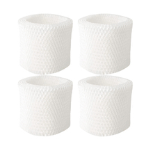 Humidifier Wicking Filters Replacement Kit For Honeywell HAC-504AW, 4 Pack A (4)