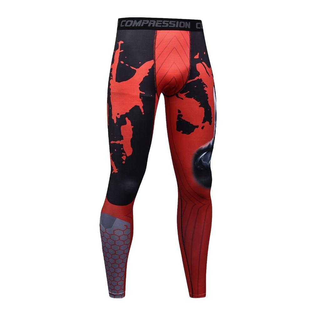 Brand Clothing 2018 New To Mens Pants 3D Printing Super Hero Superman Leggings Sweatshirt M-3XL.