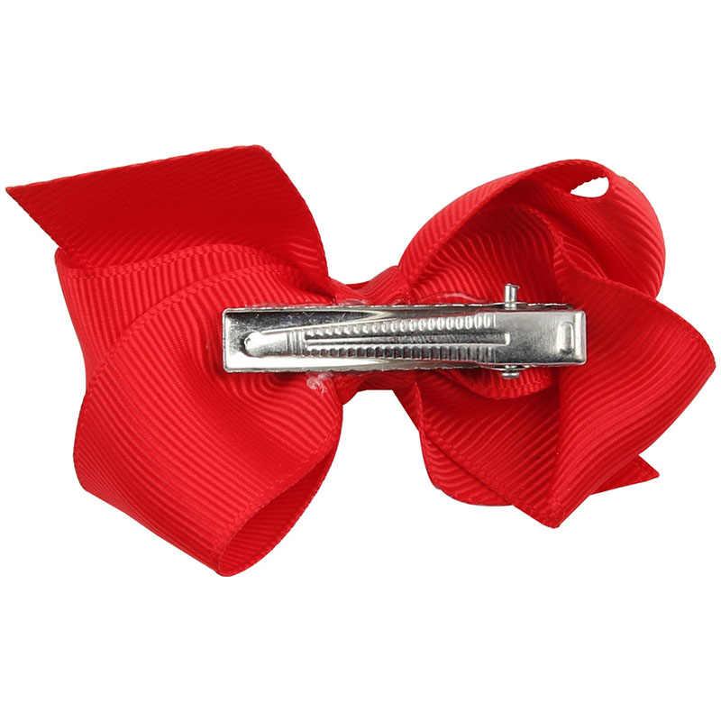 1 шт. 3 дюймов для мальчиков из плотной ткани для девочек; лента для волос с бантом зажимы с магазин заколок для волос заколки для волос аксессуары для волос ручной работы принцессы Головные уборы