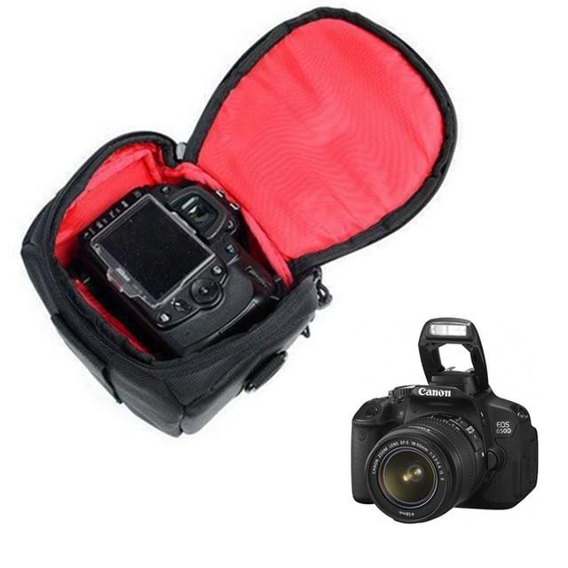 Водонепроницаемый противоударный dslr зеркальные фотокамеры сумка ремешок для canon eos 450d 550D 600D 650D 7D 700D 60D 100D 6D М 60Da 5 3DMARK