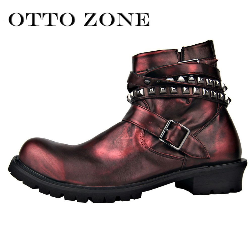 Shoes Men's Boots Earnest Otto Spring/autum Mens Chelsea Shoes Boots Handmade Leather Ankle Boots Oxford Casual Vintage Designer Boots Eu 40-46,in Stock