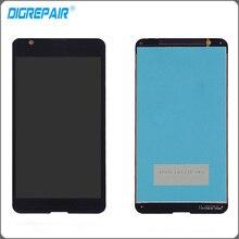 """4.7 """"Negro Para Sony Xperia E4g E2003 E2006 E2053 Pantalla LCD de Pantalla Táctil Digitalizador Asamblea Completa Del Envío Libre + Número de seguimiento"""