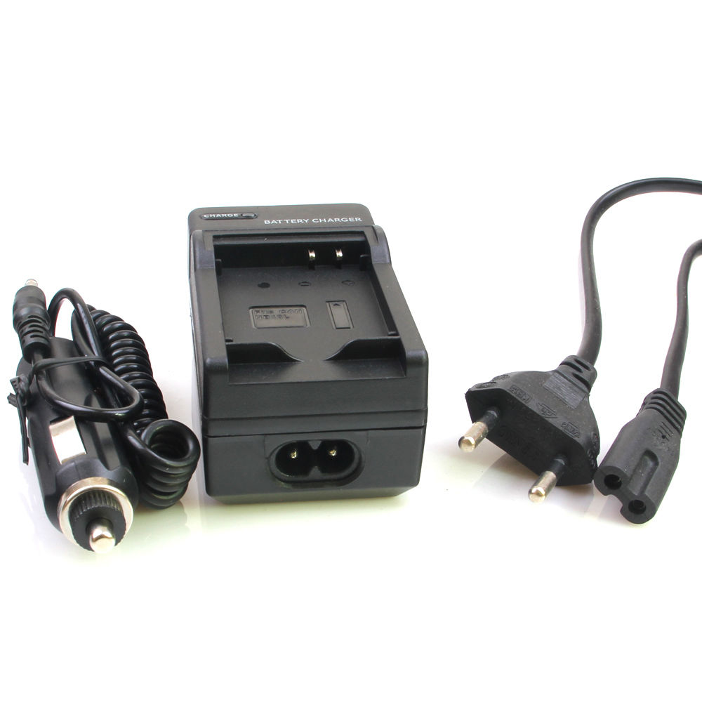 100D M10 Charger with car adapter for Canon EOS 100 M