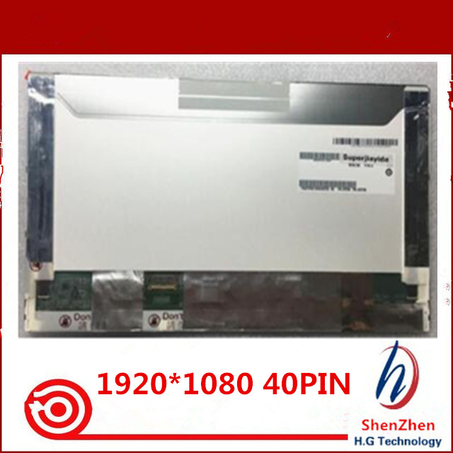 1920*1080 écran d'ordinateur portable LED Pour lenovo W510 W520 W530 Y580 Y500 E530 K590s k580 k580P B156HW01 V.0 V.4 V.6 V.7 LP156WF1 TLA1 B1