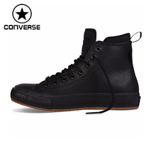 Original New Arrival  Converse chuck II boots Unisex Skateboarding Shoes leather Sneakers