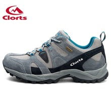 Outdoor Shoes Climbing Trekking Shoes Waterproof Outdoor Mountain Boots Anti-Slipping Outdoor Sport Shoes HKL828B