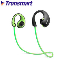 Tronsmart Encore Gleam Bluetooth Earphones IP66 Waterproof Wireless Earphones with Mic LED lights for Workout,Sports(China)