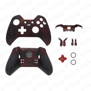 Image 3 - Replacement Parts For Xbox One Elite Controller Shell Bumper Cover Case Buttons Grips for Gears of War