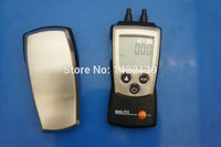 Testo 510 Autoranging Differential Manometer Air Pressure Meter Gauge 0 100hpa