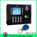Iclock680 huella digital atención del tiempo y control de acceso biométrico software libre with125KHZ RFID lector de tarjetas opcional wifi, gprs