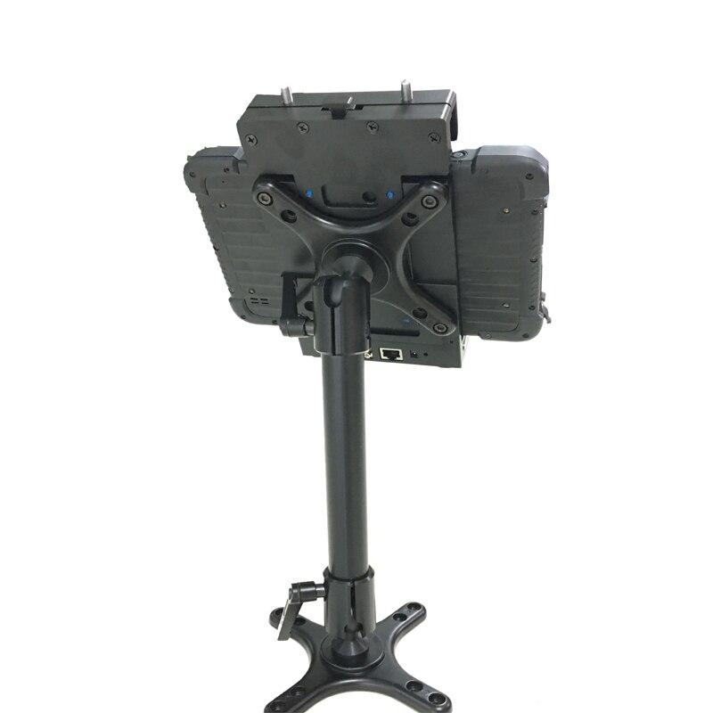Soporte de coche de estación de acoplamiento para ST86 ST16 ST12 Tablet con RJ45 Puerto USB