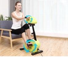 Бесплатная доставка 2019 Мода реабилитационный механизм ноги и руки тренажер мини велосипед для инвалидов