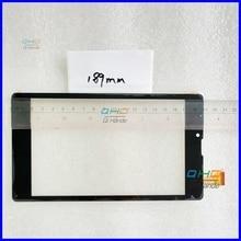 "Nuevo 7 ""pulgadas Tablet pantalla Externa Capacitiva Pantalla Táctil de Repuesto Para WJ1588-FPC V2.0 Digitalizador Del Sensor Envío Gratis"