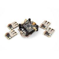 Holybro сюко F7 AIO OSD BEC Полет контроллер и Атлатлом HV V2 fpv передатчик и 4 шт 65A BL_32 Tekko32 F3 ESC для Радиоуправляемый Дрон