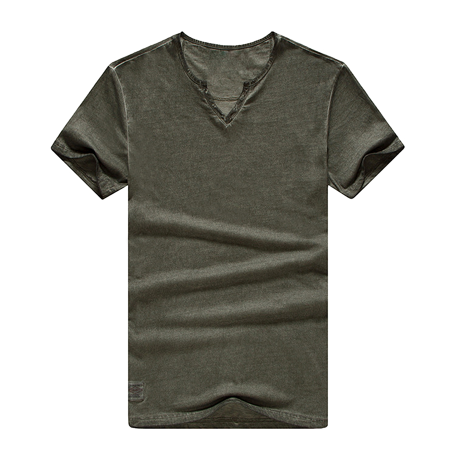 JACK CORDEE Hot Sale T-Shirt Män Slim Fit V-Neck Fashion Designer - Herrkläder - Foto 4