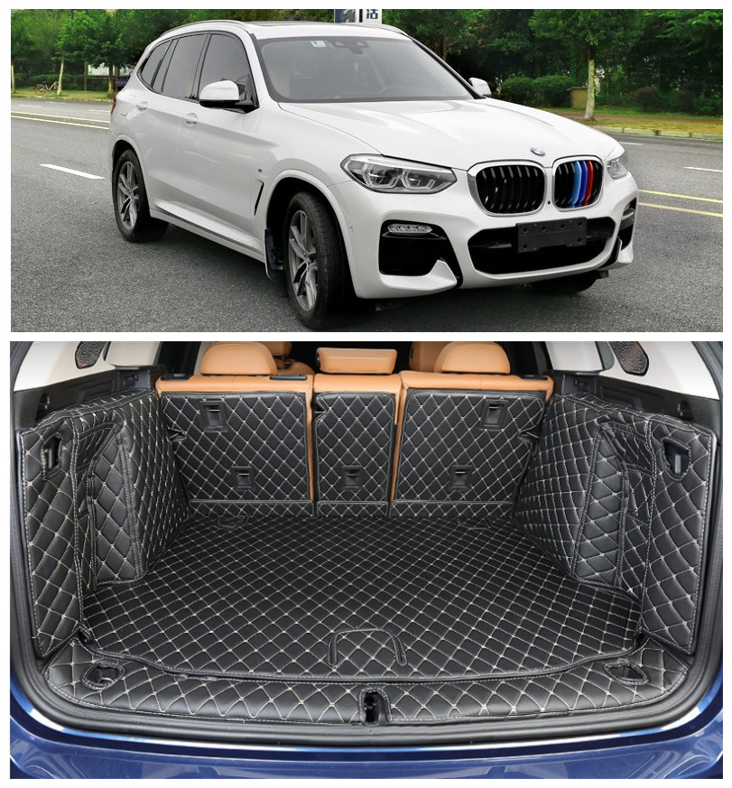 For BMW X3 G01 G08 2018 2019 Full Rear Trunk Tray Liner